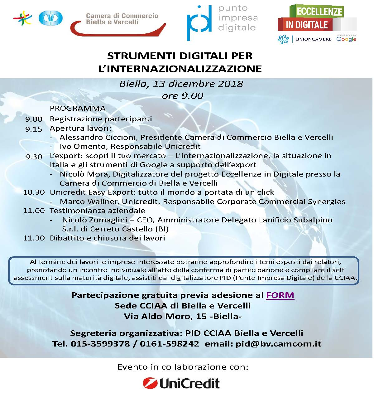 Unicredit seminario
