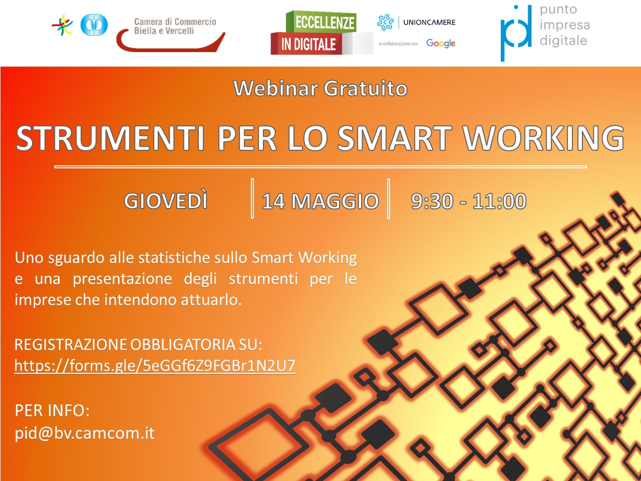 EID webinar smart working